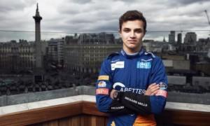 Норріс - третій наймолодший володар подіуму в історії Формули-1