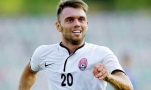 Караваєв визнаний найкращим гравцем Зорі в березні