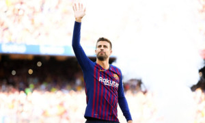Піке: Барселона менше відпочивала, хоча розгромно перемогла Реал