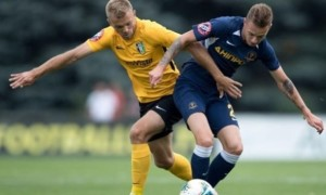 СК Дніпро-1 у серії пенальті програв Олександрії в 1/4 фіналу Кубку України