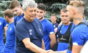 Луческу закликав гравців Динамо готуватися до великих баталій