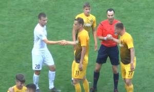Дніпро-1  - Олімпік 2:1. Огляд матчу
