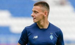 Русин отримав новий номер у Динамо