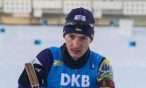 Тищенко виграв спринт на чемпіонаті України