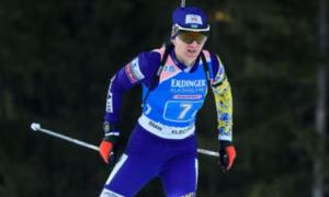 Підгрушна виборола для України бронзу в естафеті на чемпіонаті світу