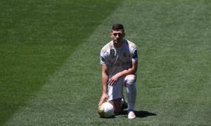 Реал офіційно представив нового футболіста