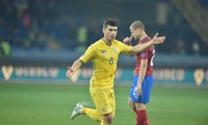 Маліновський отримав пряму червону картку за зухвалий фол в матчі з Гентом