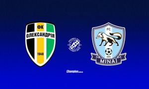Олександрія - Минай: онлайн-трансляція матчу 15 туру УПЛ. LIVE