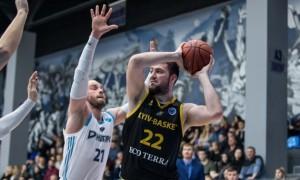 Київ-Баскет достроково вийшов до наступного раунду Кубка Європи
