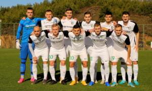 Олександрія переграла команду з Туреччини у контрольному матчі