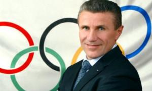 Керівник НОК України Бубка виступив із заявою щодо Олімпіади-2020