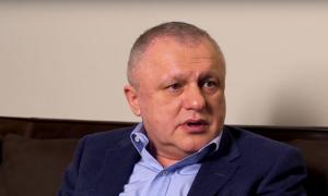 Суркіс розповів, як Блохін зрадив збірну України