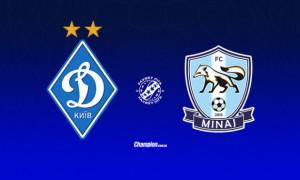 Динамо - Минай: онлайн-трансляція матчу 17 туру УПЛ. LIVE