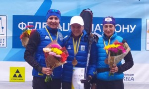 Блашко виграла спринтерську гонку на ЛЧУ