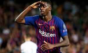 Барселона взимку не продасть Дембеле