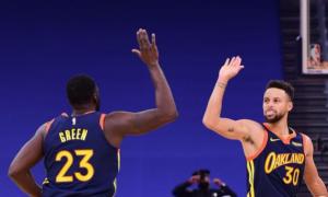 Нападник Голден Стейт встановив унікальний рекорд в НБА