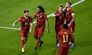Бельгія - Ісландія 5:1. Огляд матчу