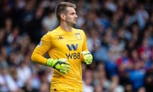 Манчестер Юнайтед підпише 35-річного воротаря Астон Вілли