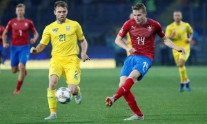 Чехія - Україна: онлайн-трансляція. LIVE