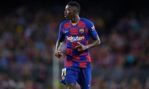 Барселона хоче позбутися Дембеле