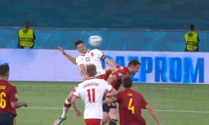 Збірна Іспанії зіграла внічию з Польщею на Євро-2020