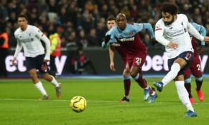 Вест Гем – Ліверпуль 0:2. Огляд матчу
