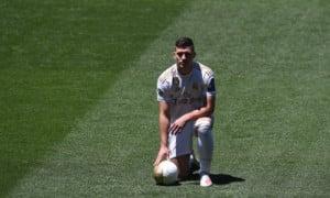 Реал може відпустити нападника в Інтер