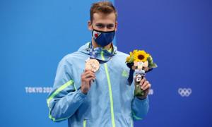 Романчук: Якби був ще один заплив - виграв би золото