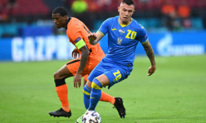 Зубков отримав травму у матчі з Нідерландами