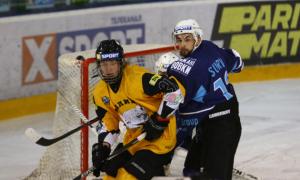 Крижані Вовки у напруженому матчі перемогли Білий Барс в УХЛ