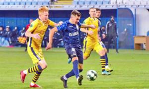 Чорноморець - Металіст-1925 2:0. Огляд матчу