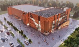 Хмельницький Палац Спорту отримає 80 мільйонів на добудову і оновлений дизайн