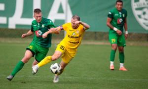 Шахтар Вернидуба не зміг переграти Німан  у 18 турі чемпіонату Білорусі