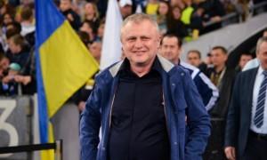 """Потенційний кандидат в президенти """"веселив"""" Суркіса на його 60-річчя"""