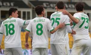 Сассуоло перемогло Парму в 37 турі Серії А