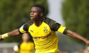 Боруссія Дортмунд заявила на Лігу чемпіонів 15-річного нападника