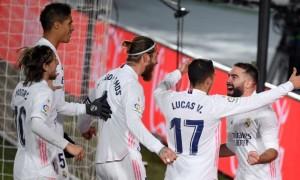 Реал без проблем переміг Сельту в 17 турі Ла-Ліги