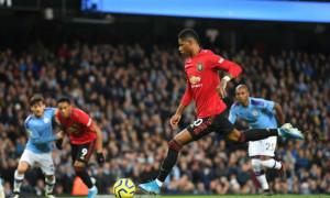 Манчестер Сіті переграв МЮ у півфіналі Кубка Англійської футбольної ліги