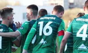 Рух Брест врятувався у матчі з Городеєю у 7 турі чемпіонату Білорусі