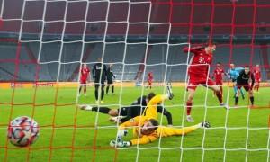 Баварія - Зальцбург 3:1. Огляд матчу