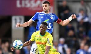Страсбург здобув вольову перемогу над Нантом у 6 турі Ліги 1