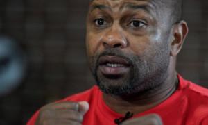 Джонс відреагував на бій з Тайсоном