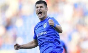 Маліновський забив за Гент у ворота Брюгге