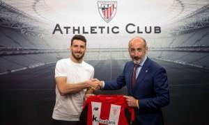 Атлетік продвожив контракт із 38-річним нападником