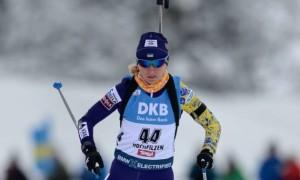Семеренко виграла спринт на чемпіонаті України