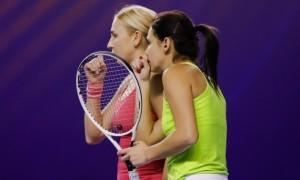 Кіченок поступилася в парному фіналі турнір в Москві