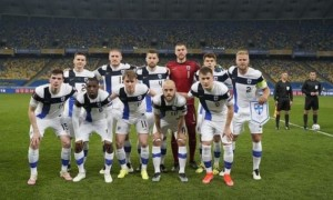 Фінляндія - Естонія 0:1. Огляд матчу