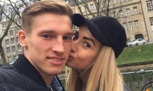 Дружина гравця Олександрії: Хотілося б бачити чоловіка як мінімум у Барселоні