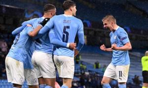 Манчестер Сіті - ПСЖ 2:0. Огляд матчу