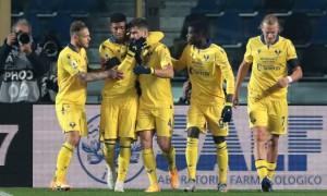 Аталанта без Маліновського програла Вероні у 9 турі Серії А